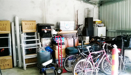 Goods In Self Storage